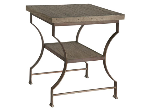 Hekman Furniture - Lamp Table - 2-7519