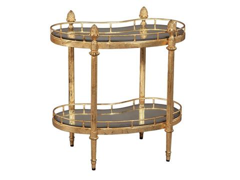 Hekman Furniture - Kidney Side Table - 2-7541