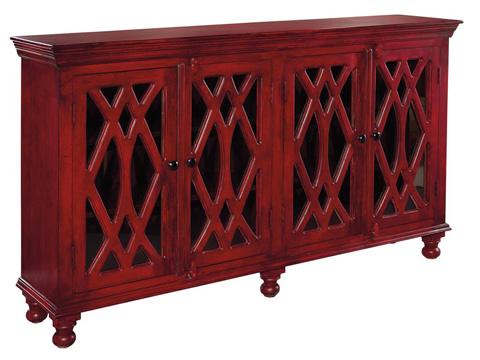 Hekman Furniture - Wooden Four Door Sideboard - 2-7573