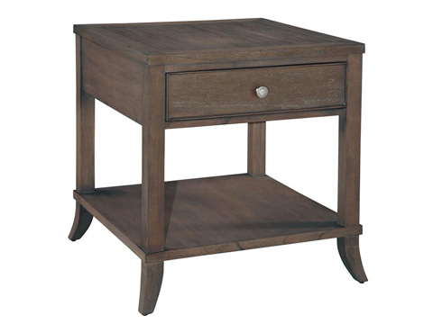 Image of Urban Retreat Drawer Lamp Table