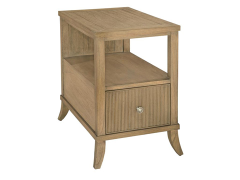 Hekman Furniture - Urban Retreat Chairside Table with Drawer - 952205KH