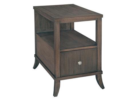 Hekman Furniture - Urban Retreat Chairside Table with Drawer - 952205SU