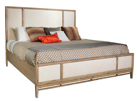 Image of Avery Park King Panel Bed