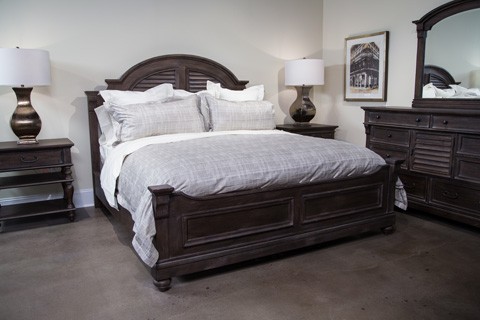 Image of Homestead Collection Queen Bedroom Set