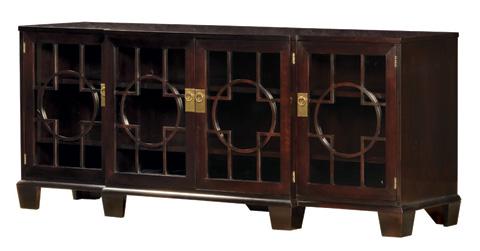 Henkel-Harris - Flat Panel TV Credenza - 1275A