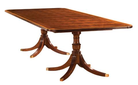 Henkel-Harris - Rectangular Dining Table - 2296A