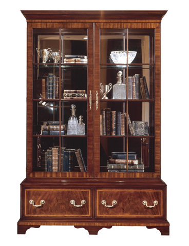 Henkel-Harris - Display Cabinet - 2302