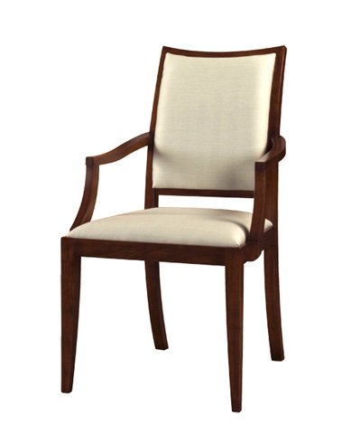 Henkel-Harris - Upholstered Arm Chair - 450A
