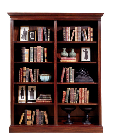 Henkel-Harris - Double Bookcase - HHBC64