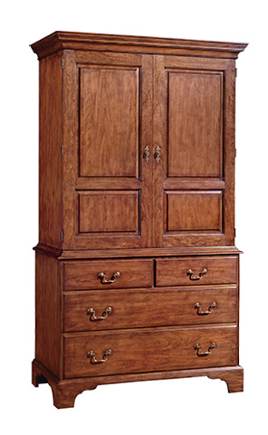 Image of Television Armoire