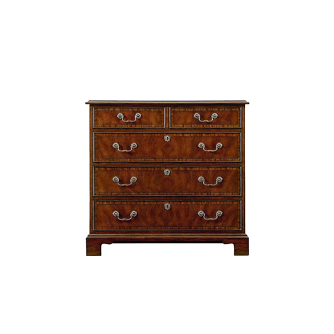 Image of Five Drawer Nightstand