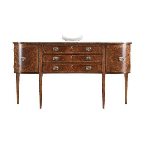 Image of Concave Front Sideboard