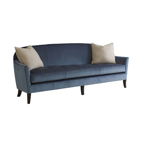 Henredon - Westerly Curved Sofa - H1225-C
