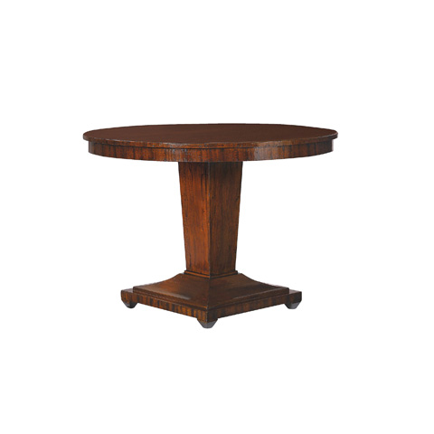 Image of Dayna Pedestal Center Table