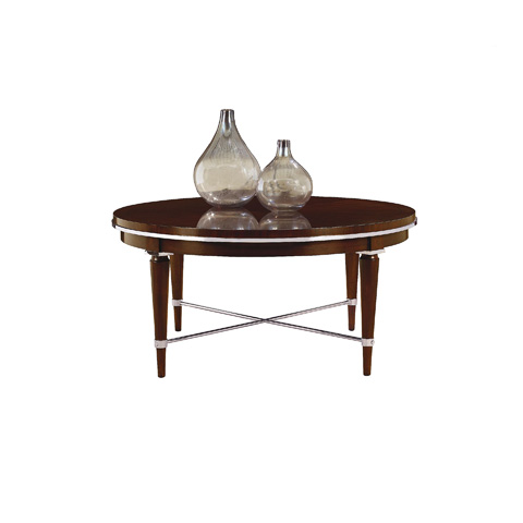 Round Cocktail Table 7901 40 Henredon Occasional Tables From Furnitureland South