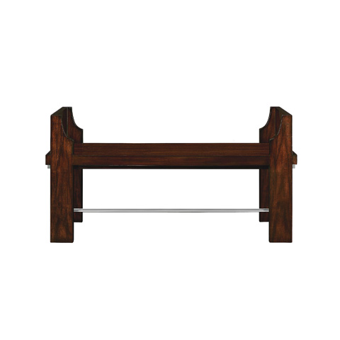 Henredon - Accent Bedroom Bench - 7900-08