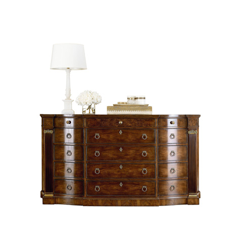 Image of Fifteen Drawer Dresser