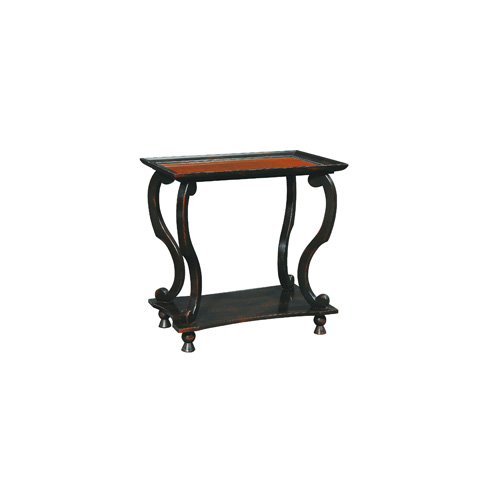 Henredon - Open End Table with Shelf - 3005-41