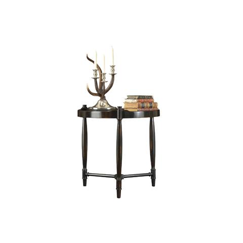 Henredon - Dexter Round Side Table - 3054-42