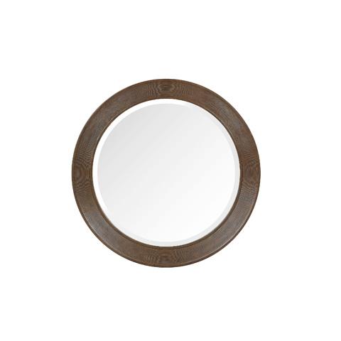 Henredon - Round Wall Mirror - 3421-04