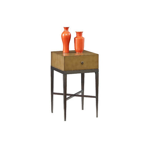 Henredon - Box on Stand Accent Table - 3426-42