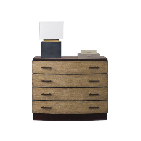 Image of Four Drawer Tall Chest
