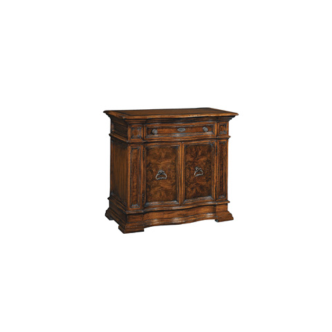 Image of Tuscan Cabinet Nightstand