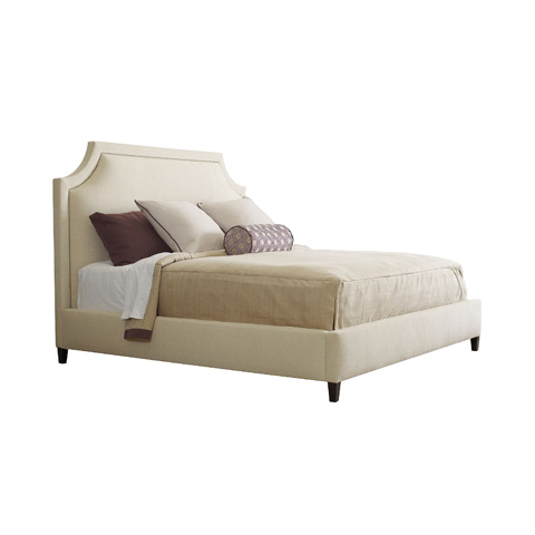 Image of Tyler King Upholstered Bed