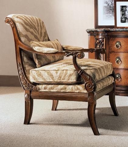 Henredon - Ferguson Exposed Frame Chair - H0081