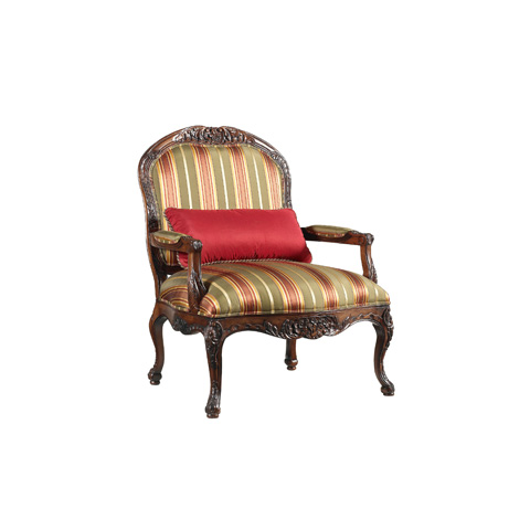 Henredon - Deborah Carved Frame Chair - H0095