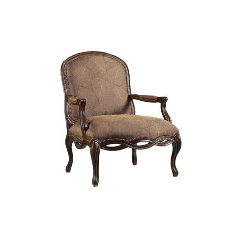 Henredon - Eternity Wood Frame Arm Chair - H0097
