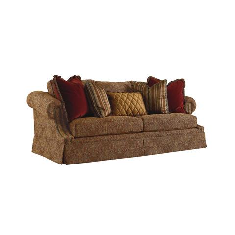 Henredon - Tuscan Rolled Arm Sofa - H0384-C