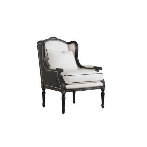 Henredon - Poised Wing Chair - H0450