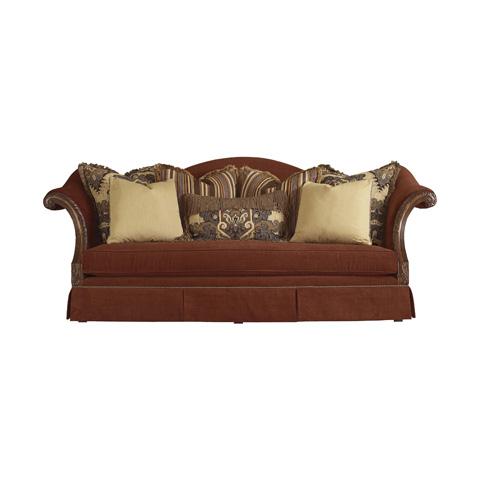 Henredon - Lenora Camel Back Sofa - H1054-C