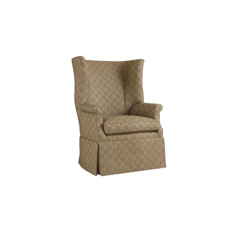 Henredon - Alpine Upholstered Wing Chair - H1062