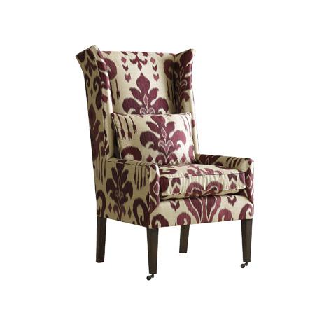 Henredon - Coplin Wingback Host Chair - H1216