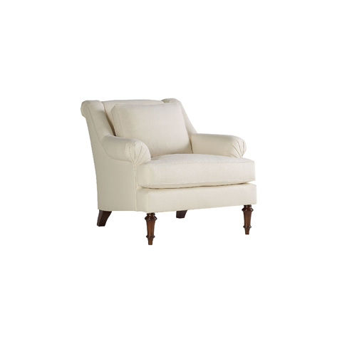 Image of Napoleon Upholstered Arm Chair