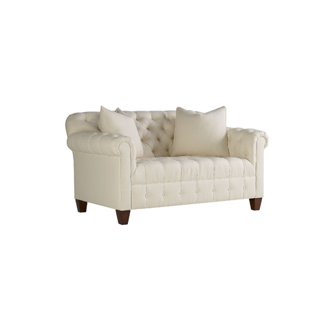 Image of Kristen Tufted Settee