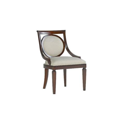 Image of Bronson Slipper Arm Chair