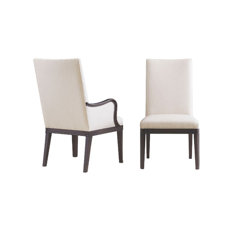 Henredon - Montaigne Dining Arm Chair - H3440-27