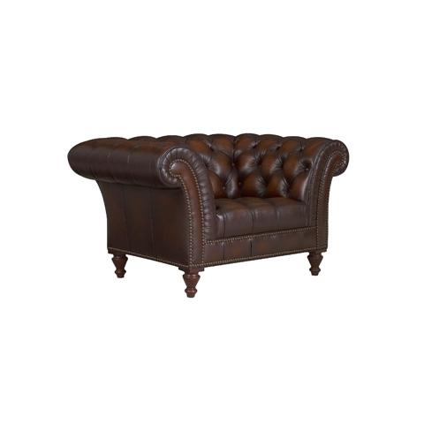 Henredon - Tufted Club Chair - IL7753