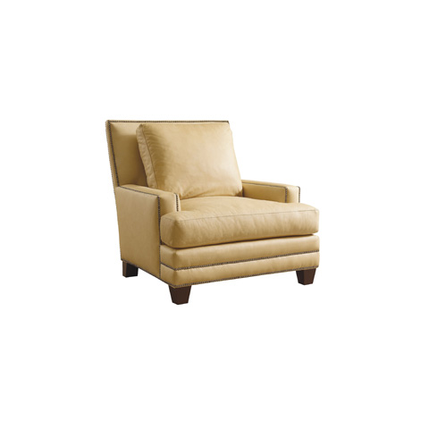 Henredon - Track Arm Chair - IL7806
