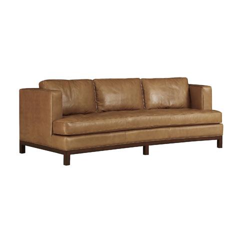 Henredon - One Cushion Track Arm Sofa - IL8834-C