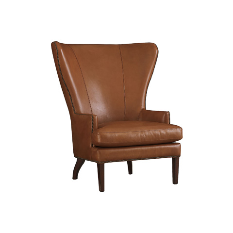 Henredon - Tight Back Wing Chair - IL8837