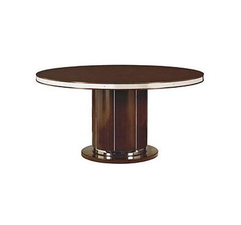 Image of Round Dining Pedestal Table