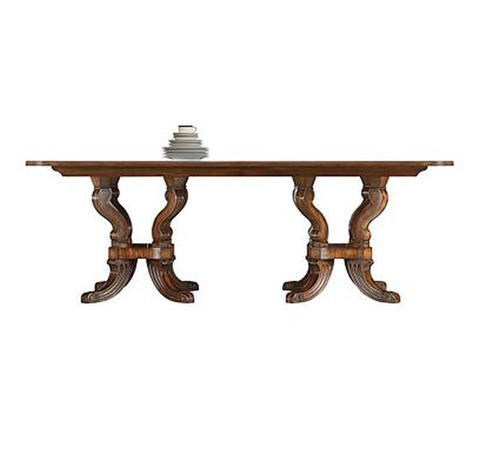 Image of Aston Court Double Pedestal Dining Table