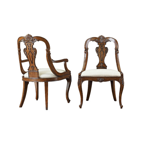 Henredon - Arm Chair - 2600-27
