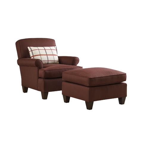 Henredon - Beale Chair - H1201