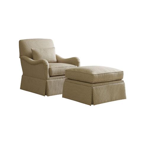 Henredon - Anniston Chair - H1206
