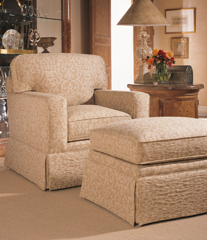 Henredon - Fireside Chair - H2700